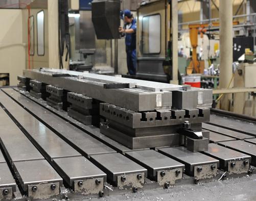 面倒な条件の加工や複雑形状部品の機械加工